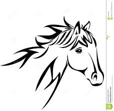 arabian horse head clipart. Wonderful Clipart Arabianhorsecliparthorseheadsilhouettestock To Arabian Horse Head Clipart