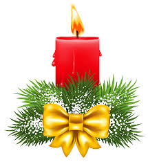 Transparent Christmas Red Candle PNG Clipart | Gallery ...