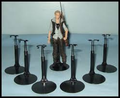 Display Stand For Sculpture 100 Action Figure DISPLAY STANDS Fit 100100 Walking Dead 100 STAR WARS 44