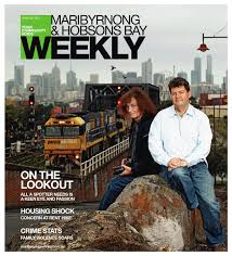 maribyrnong hobsonsbayweekly by the weekly review issuu