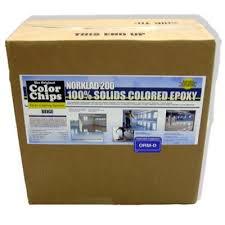 Norklad 200 Epoxy Paint Garage Floor Coating 100