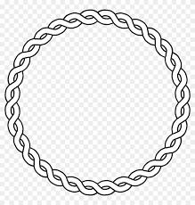 Circle Border Circle Cool Circle Border Hd Png Download 3333x3333