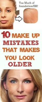 10 makeup mistakes that makes you look older organicdetoxdrinks