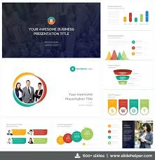 Powerpoint Theme Professional Professional Presentation Powerpoint Template Metabots Co