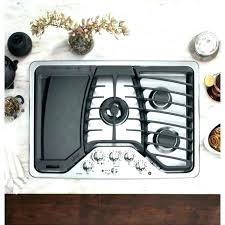 ge profile 30 downdraft electric cooktop black glass top pp989dnbb gas series induction