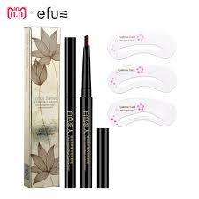 long lasting eyebrow pencil eyebrow mould soft and smooth fashion eye 0 4g lotus series makeup brand 7046 a beauty s eyebrow makeup from bi