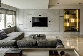 ... TV wall idea by Love Design