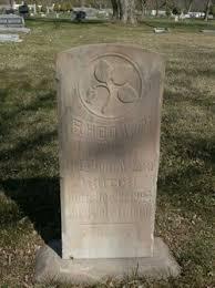 Rhoda Priscilla Garrett (1904-1906) - Find A Grave Memorial