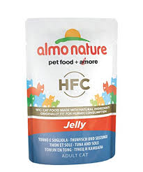 <b>Almo Nature Cat</b> Pouch <b>Classic</b> in Jelly (- Buy Online in Belgium at ...