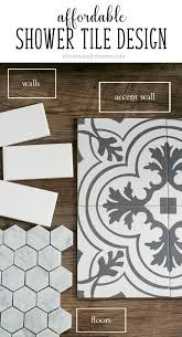 Tiles With Designs On Them Affordable Bathroom Tile Designs Bathroom Tile Designs