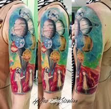 космос значение татуировок в россии Rustattooru