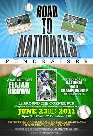 11 Best Photos Of Baseball Fundraiser Flyer Ideas Baseball