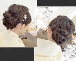 入園式卒園式入学式のママの髪型18選簡単ヘアアレンジ画像も Belcy