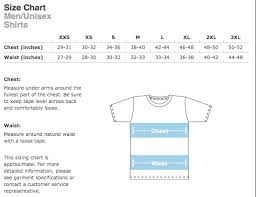 New Directions Size Chart Circumstantial Out Of Print Clothing Size Chart