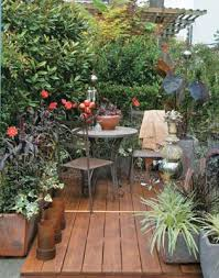 Small Picture small patio ideas love the garden 5 small patio decor ideas