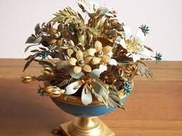 Flower Dry Arrangement Ideas With Natural Nuance Inside The