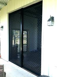 patio door security gate magnetic sliding screen door security doors for sliding glass doors screen door
