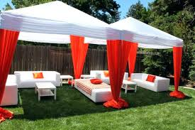 party tent decoration ideas outdoor party decoration ideas gallery of cosy backyard graduation party decorating ideas