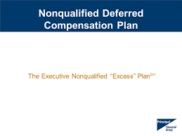 Nonqualified Deferred Compensation Plan Reporting Examples Chart Nonqualified Deferred Compensation Plan Ppt Video Online