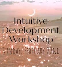Intuitive Development Workshop | Healing by Felicia