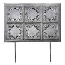 pressed metal furniture. Bedhead Pressed Metal Sonata King High Gun Furniture E