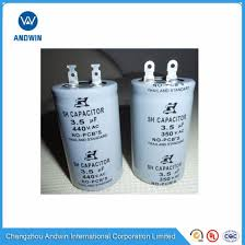 aluminum electrolytic ceiling fan capacitor 2 5 3 5uf 350vac pictures photos
