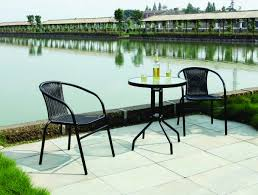 patio furniture with chiars large