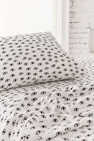 view in gallery eye pattern sheets from urban outfitters bed43 sheets