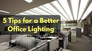 Office lighting tips Led Lighting 5tipsforabetterofficelightingjpg Brbd Sons Tips For Better Office Lighting