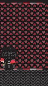 These free star wars printable valentines are so cute and clever. Darth Vader Valentine Wallpaper Valentines Wallpaper Valentines Wallpaper Iphone Wallpaper Iphone Disney