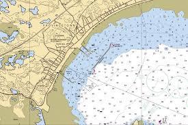 Nautical Chart National Maritime Historical Society