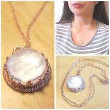 rose gold t milk jewelry necklace from precious mammaries yourtmilk