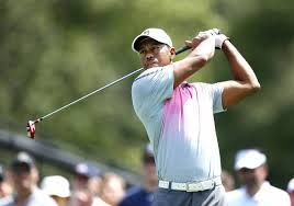 easy does it tiger woods watches his drive on the sixth hole during the first round of the wgc bridgestone invitational in akron ohio on thursday