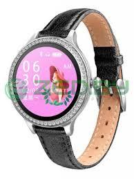 <b>Умные часы ZDK M8</b> Black Leather, цена 168 руб., купить в ...
