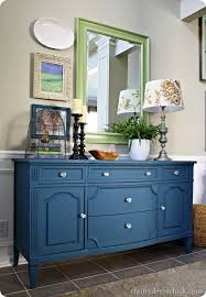 green painted furniture. Royal Blue Painted Furniture Green