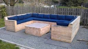 diy outdoor pallet sectional. Interesting Diy 15 Diy Outdoor Pallet Sofa Ideas And Crafts Properly In Sectional  Plans  On C