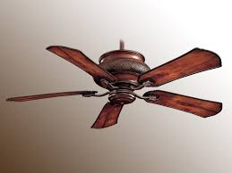 image of bedroom ceiling fans without lights