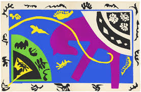henri matisse tag newshour new exhibit of matisse s cut outs shows how artist began painting scissors