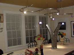 how to hang track lighting. Lovely Kitchen Lighting Design Using Track Lights : Outstanding Decoration With Stainless Steel Hang How To