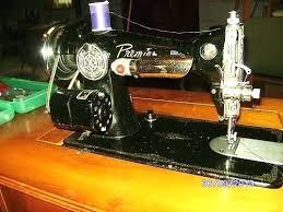 Premier Sewing Machine Manual