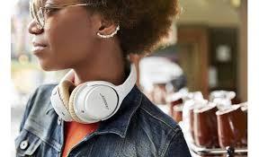bose wireless headphones soundlink. bose® soundlink® around-ear wireless headphones ii move around without wires bose soundlink h