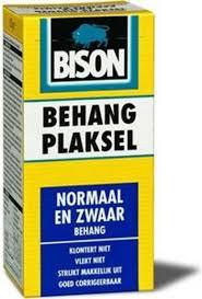 Bolcom Bison Behangplaksel Behangerslijm