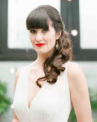 Curly Hair Style Up 14 pinterestworthy wedding hairstyles for curly hair martha 1188 by wearticles.com