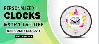 Buy Promotional & Corporate Clocks in Bulk <b>Wall Clocks</b> Logo ...