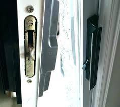 sliding patio door locks repair patio door locks sliding door locks broken user submitted photos of sliding patio door locks