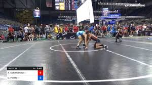 145 Lbs Rnd Of 64 Anthony Echemendia Arizona Vs Derek Fields Ohio - YouTube
