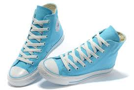 converse shoes high tops blue. authentic afecp 3d8tg6 overseas edition converse new color sky blue chuck taylor all star high tops shoes e