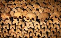 نتیجه تصویری برای دخمه مردگان پاریس