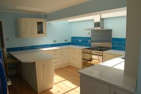 after image from the kitchen and bathroom in balham project