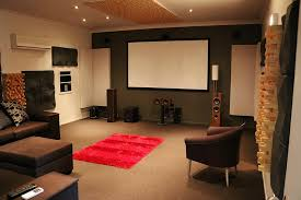 cozy home theater room design ideas for your home